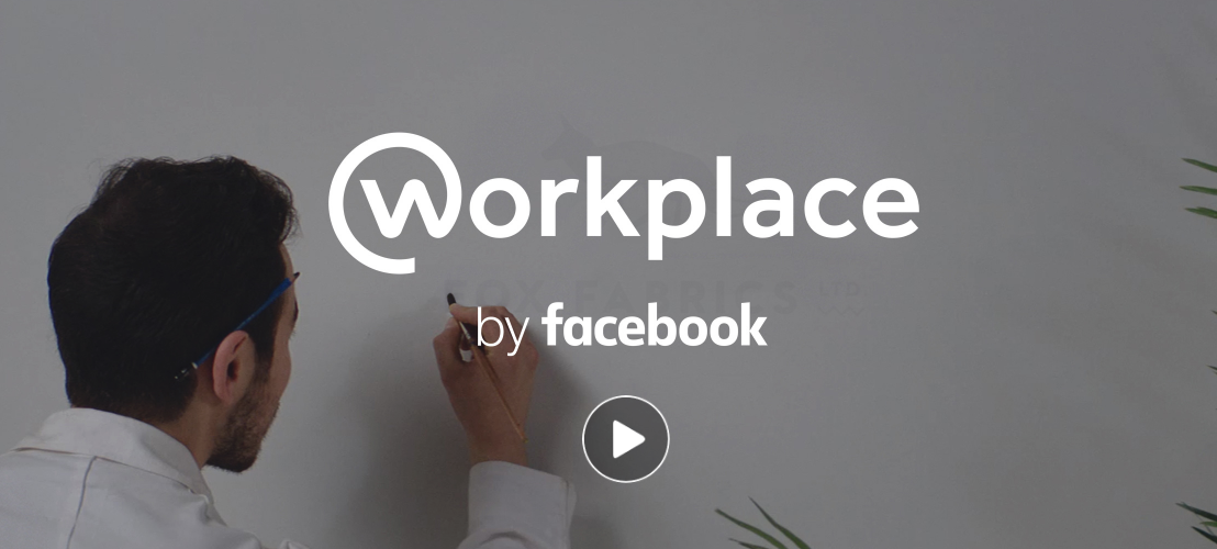 Workplace by facebook tour